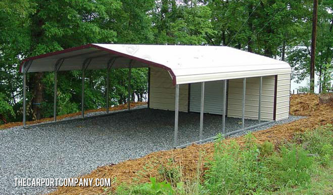 carport with shed palm coast fl