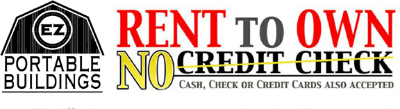 no credit sheds  bunnell fl