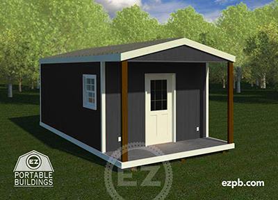 Tupelo tiny house in Palm Coast, Florida