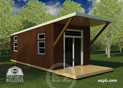 Bay View tiny house in Palm Coast, Florida
